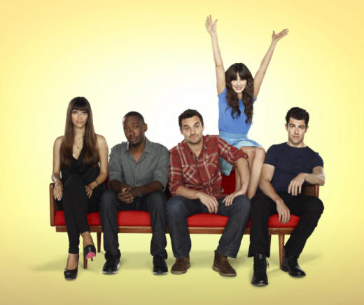 New Girl Cast Pic
