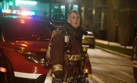 Herrmann's Shock - Chicago Fire Season 5 Episode 12
