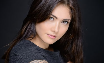 Daniella Pineda: Cast on The Originals!
