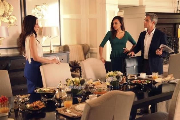 Conrad, Charlotte and Ashley