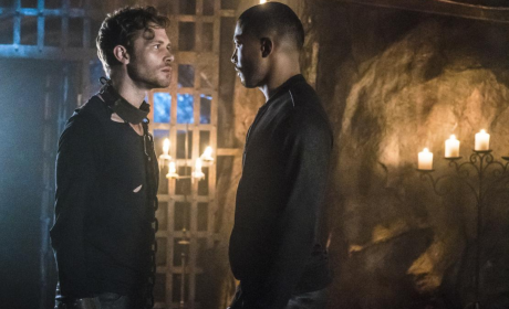 The Prisoner - The Originals Season 4 Episode 1