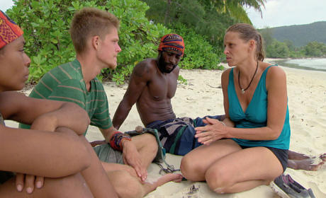 The Jury Votes - Survivor