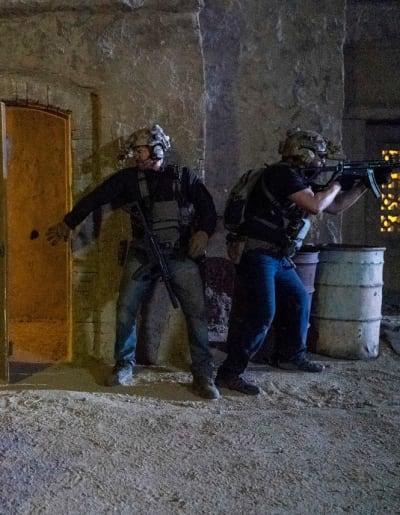 Attack in Syria - SEAL Team Season 4 Episode 9