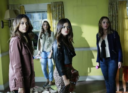 Watch Pretty Little Liars Season 4 Episode 16 Online
