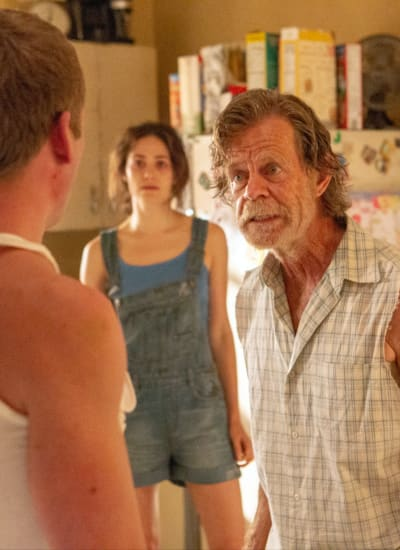 Keeping the Peace - Shameless Season 9 Episode 12