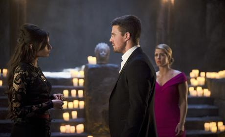 Candlelight - Arrow Season 4 Episode 20