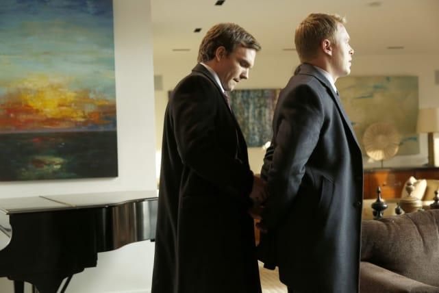 Ressler under arrest? - The Blacklist Season 4 Episode 19