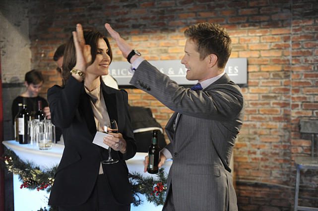The Good Wife - CBS (Best Legal Drama)