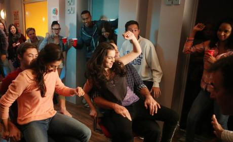 Having Fun - Switched at Birth Season 4 Episode 5