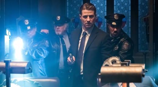 Trying to Save Gotham  Season 3 Episode 20