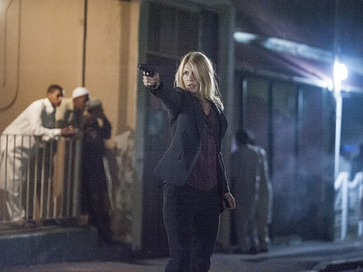 Things Get Complicated - Homeland
