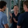 Love Triangle - Grey's Anatomy