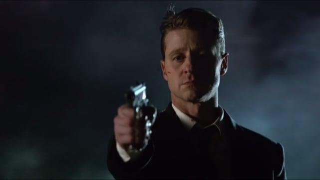Gordon Kills Galavan - Gotham