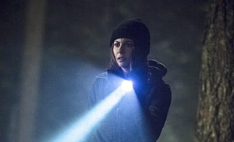 Light and Gun - Arrow Season 3 Episode 14