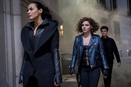 The Three Musketeers - Gotham Season 4 Episode 19
