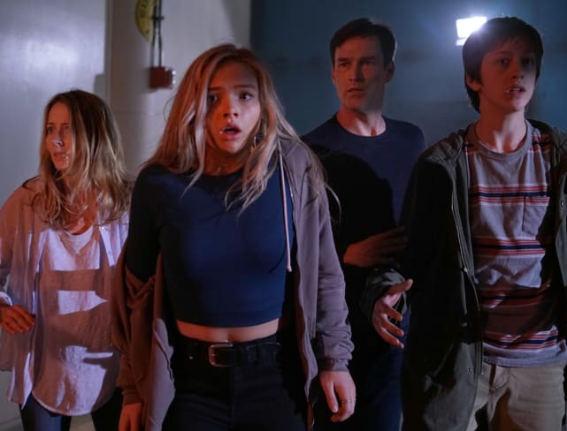 Quite The Shock - The Gifted Season 1 Episode 1