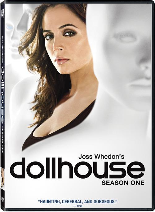 Dollhouse DVD