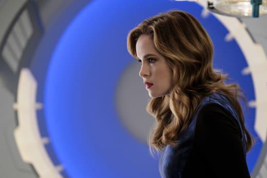 Caitlin's thinking - The Flash Season 3 Episode 12