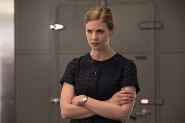 Toni is displeased - Supernatural Season 12 Episode 21