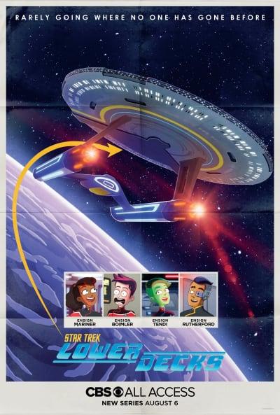 USS Cerritos - Star Trek: Lower Decks