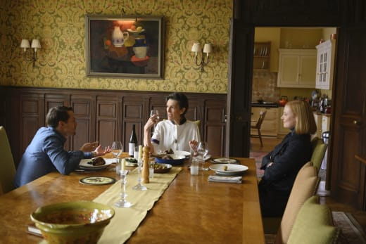Dinner with Mother - Succession Season 2 Episode 7
