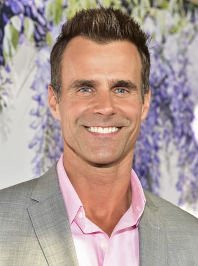 Cameron Mathison Attends TCA