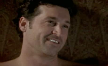 McDreamy in Bed
