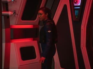Burnham Solo - Star Trek: Discovery