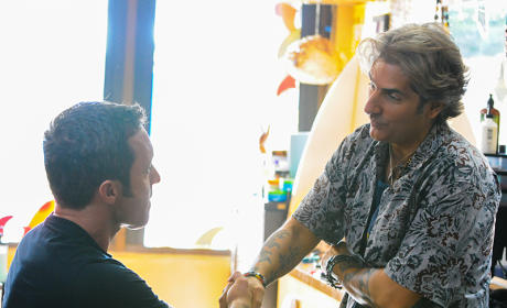 Odell and Steve  - Hawaii Five-0 Season 5 Episode 19
