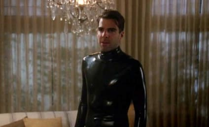 Zachary Quinto Books Major Arc on New Season of American Horror Story