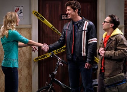 Watch The Big Bang Theory Season 2 Episode 11 Online