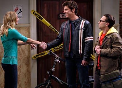 Watch The Big Bang Theory Season 2 Episode 11 Online