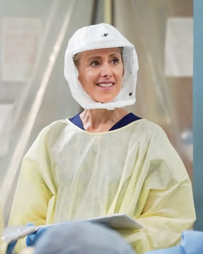 Teddy Finds Happiness Again  - Grey's Anatomy Season 17 Episode 15