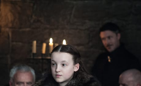 Bella Ramsey as Lyanna Mormont - Game of Thrones