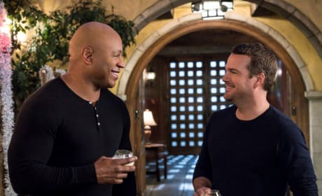 Difficult Adjustment - NCIS: Los Angeles Season 9 Episode 11