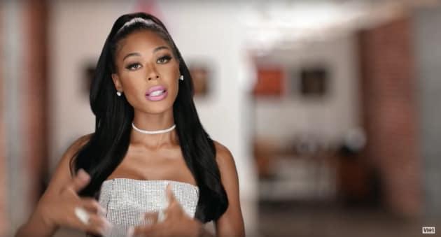 Moniece Throws the Shade - Love & Hip Hop: Hollywood