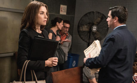 On the Case - The Good Wife Season 7 Episode 1