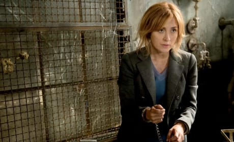 Maura is Abducted - Rizzoli & Isles