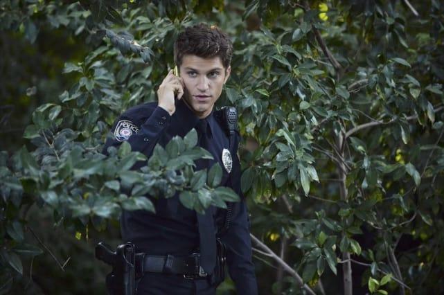 Toby's on the Job - Pretty Little Liars Season 5 Episode 15