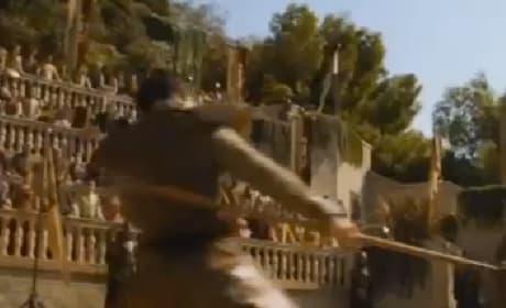 Game of Thrones Season 4 Scene