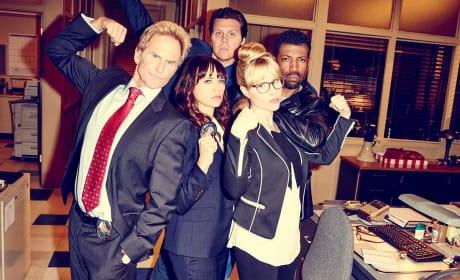 The Tribeca Gang - Angie Tribeca