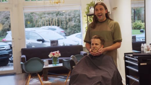 Beard Be gone - Queer Eye Season 2 Episode 8