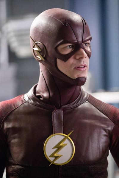 Fast enough? - The Flash Season 3 Episode 18