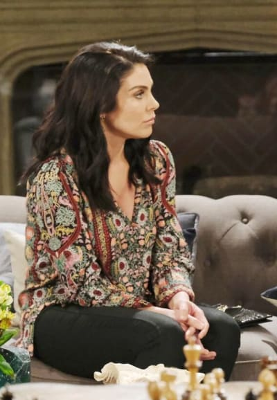 Lucas Tells a Whopper/Tall - Days of Our Lives