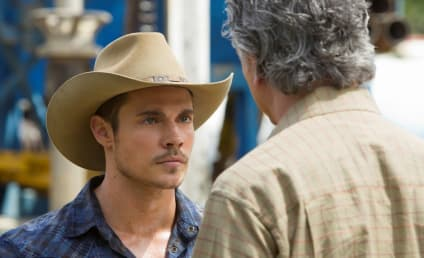 Dallas Interview: Josh Henderson Reacts to Ratings, First Day of Filming