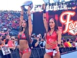 Entering the Ring - Total Divas