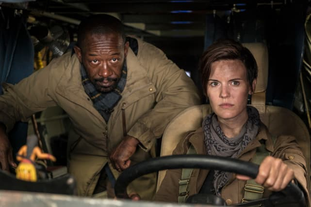 Need A Lift? - Fear the Walking Dead