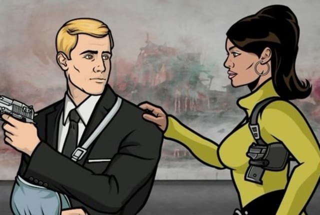 Watch archer season 1 episode 9 online tv fanatic - Archer episodes youtube ...