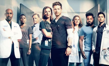 The Resident Shocker: Original Series Regular Exits