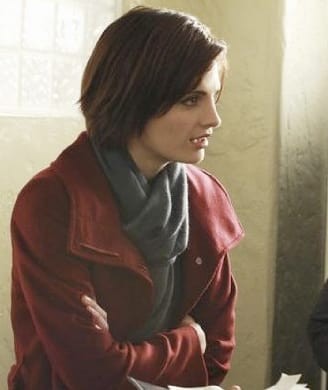 Pic of Kate Beckett